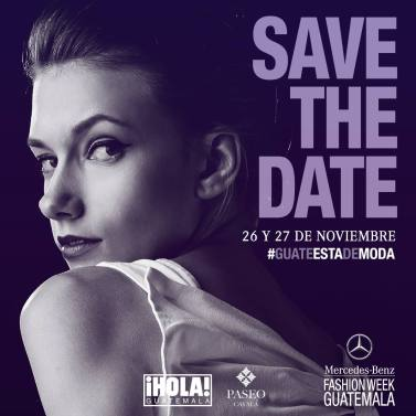 SAVE THE DATE MBFWGT