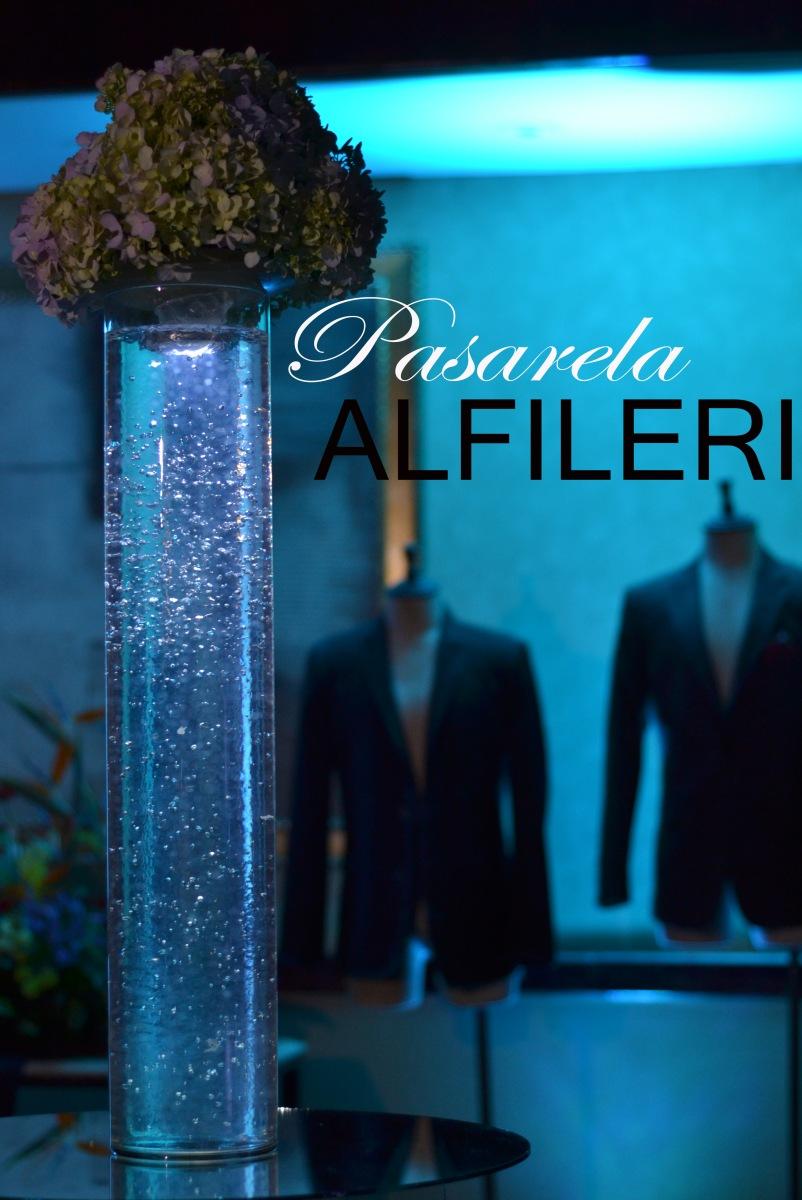 Pasarela Alfileri, la mujer de negocios está de moda