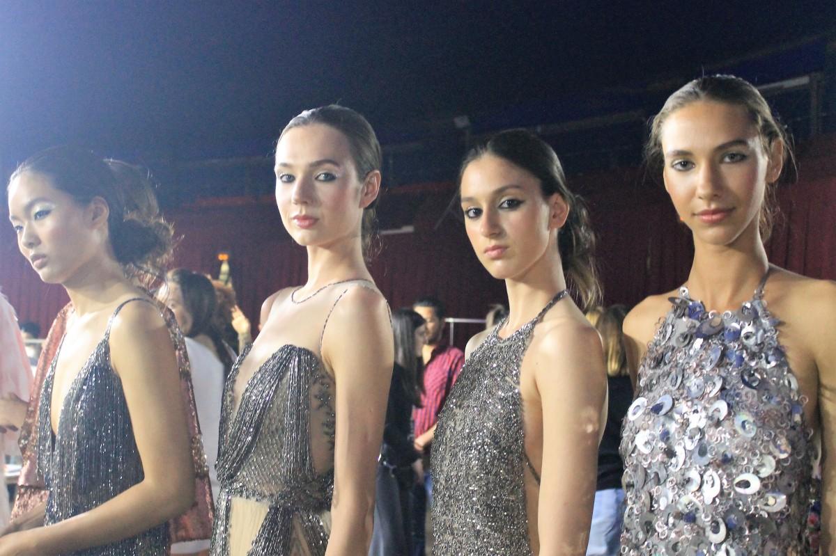"""La verdad detras de la diseñadora guatemalteca Mariandreé Gaitán y su colección """"Details of the heart"""" en  Monte-Carlo Fashion Week 2018"""